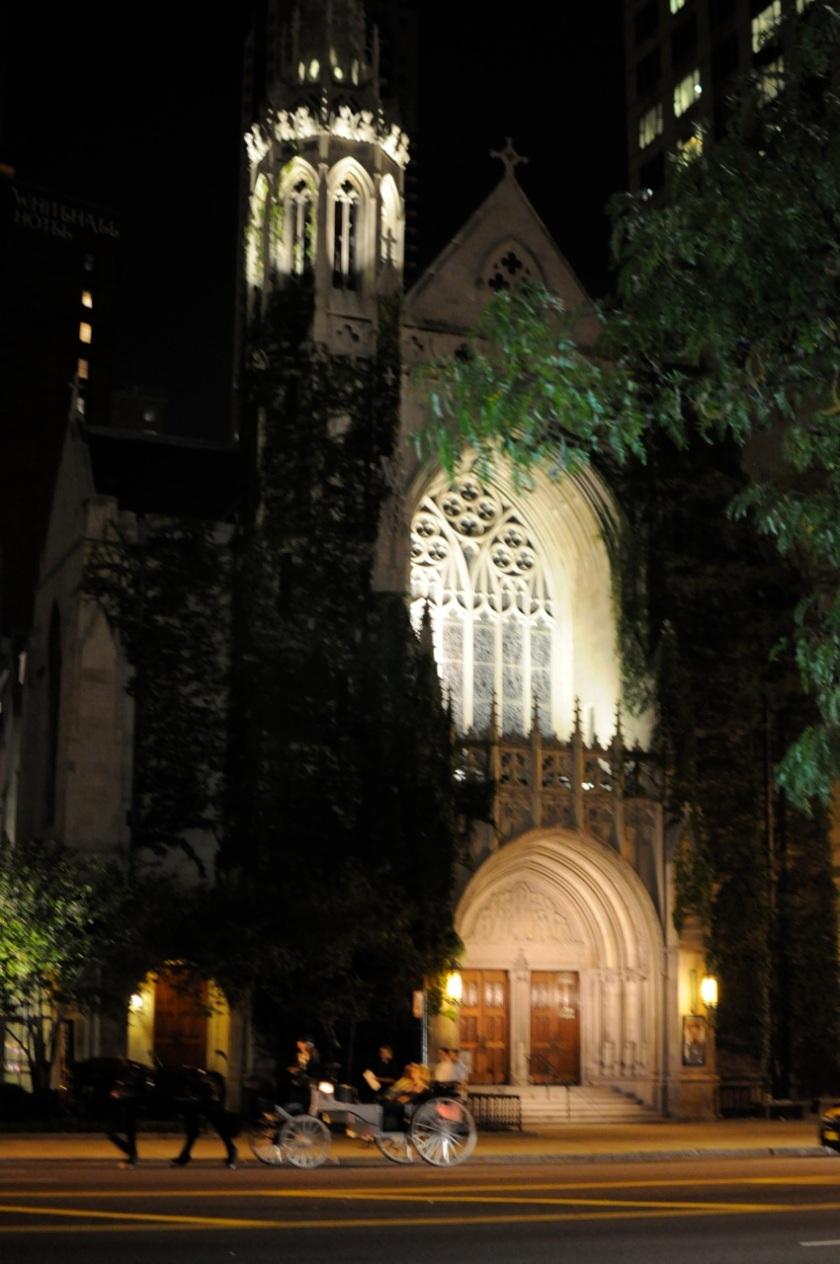 Fourth Presbyterian Church on Michigan Avenue