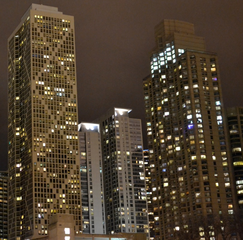 Streeterville, Chicago, City Scape