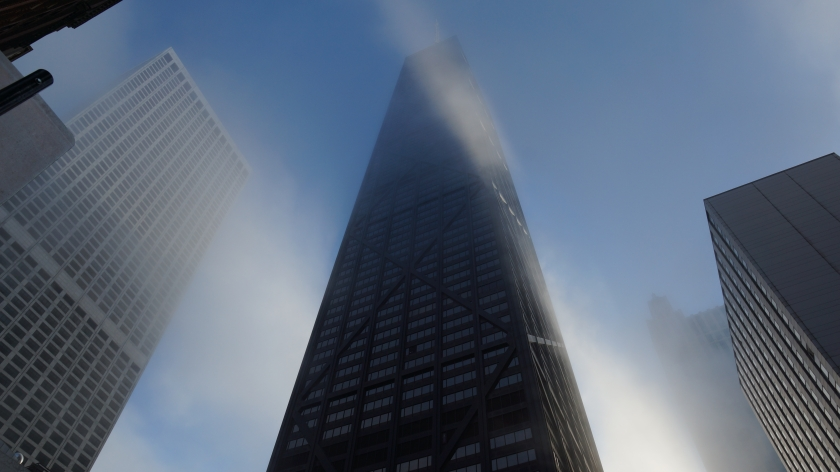 Chicago's John Hancock Building