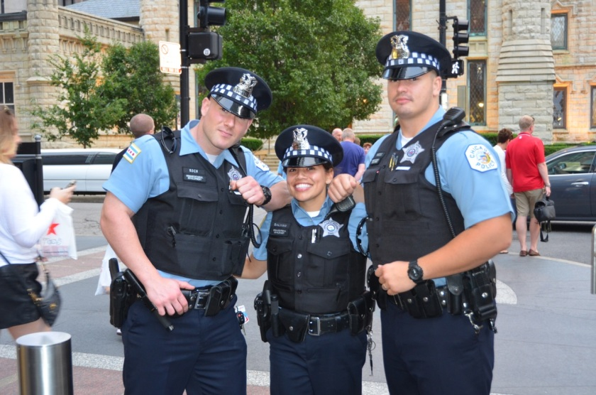The city's finest and sometimes meanest