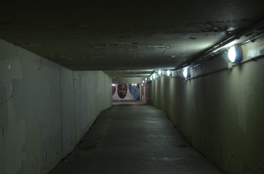 Oak Street Tunnel