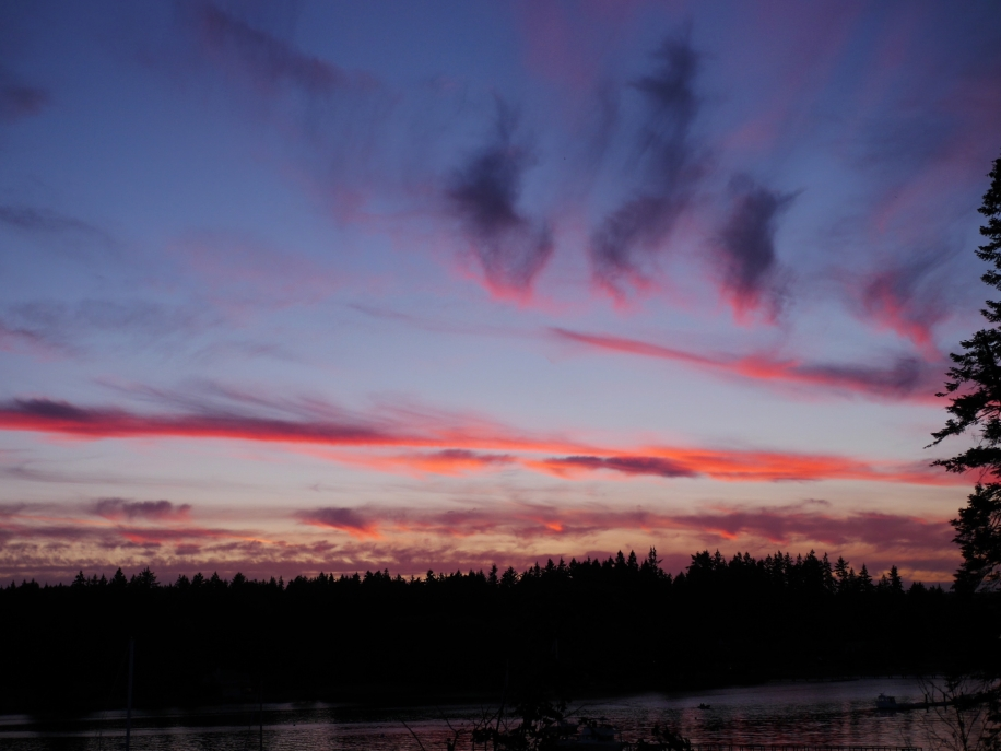sunset port madison