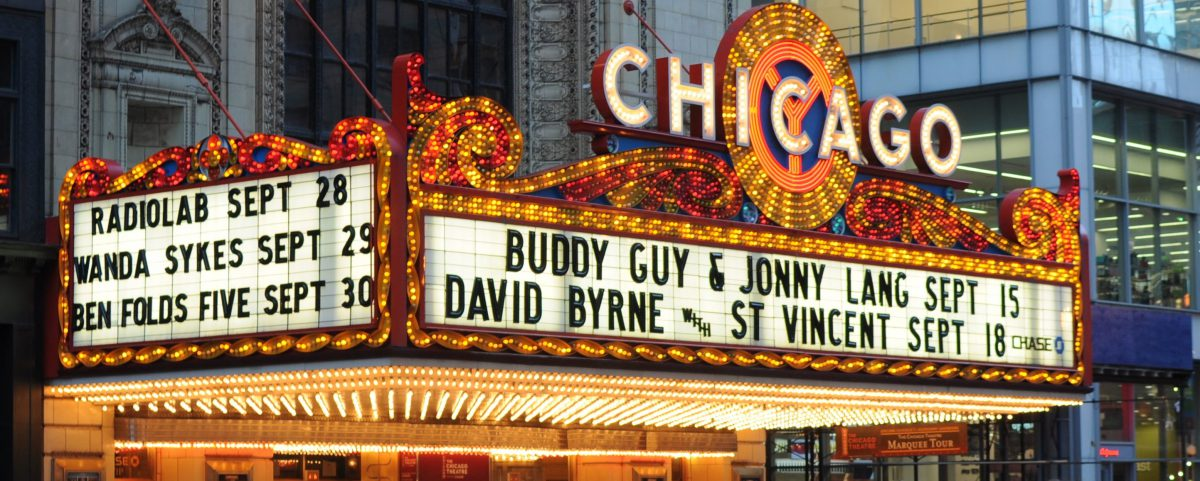 Chicago in photos, video and words