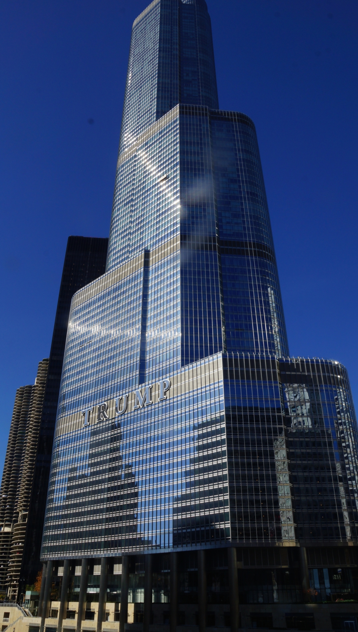 Trump Tower Chicago, Remarkable Architecture